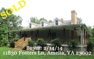 11830 Fosters Lane SOLD